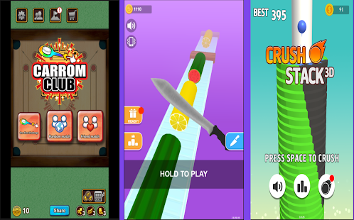 All Games, All in one Game, New Games, Casual Game 1.0.9 Screenshots 12