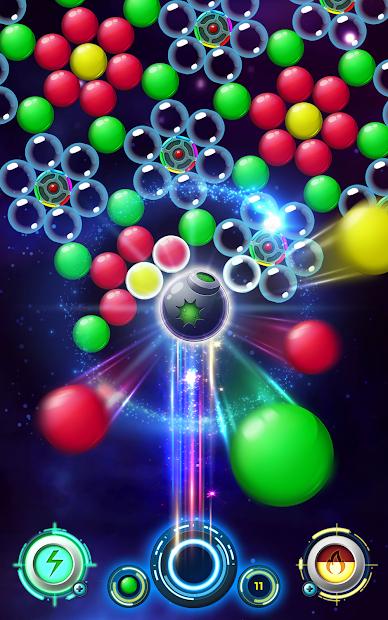 Captura de Pantalla 8 de Bola bang disparador de burbujas para android