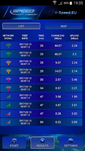 V-SPEED Speed Test 4.0.3.0 screenshots 4