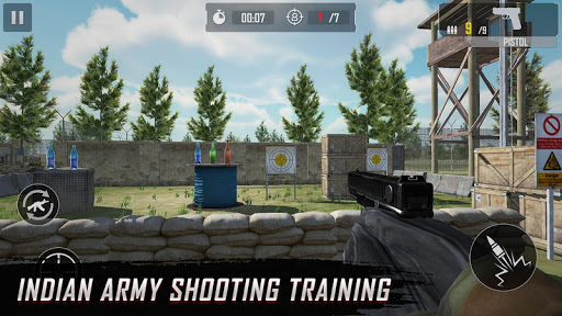 indian army training game- fight for nation screenshot 1