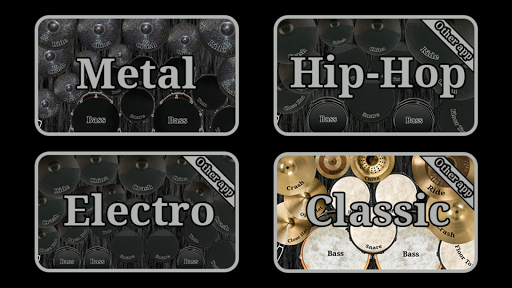 Drum kit metal apkdebit screenshots 6