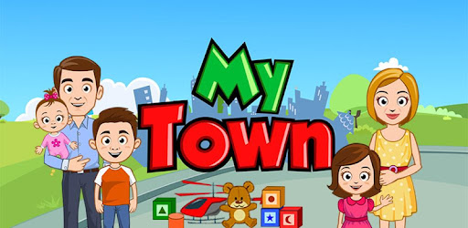 my town home dollhouse kids play life house game apps on google play my town home dollhouse kids play life