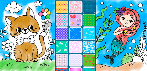 Coloring pages for little princesses  screenshots 7