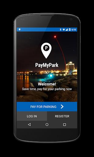 PayMyPark 1.2.9 screenshots 1