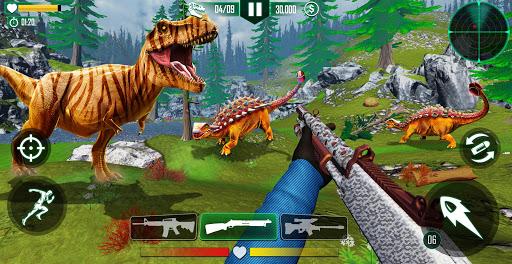 Dinosaur Hunter - Dinosaur Games 2021 4.0 screenshots 2