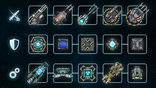Space Arena: Build a spaceship & fight 2.9.8 screenshots 8