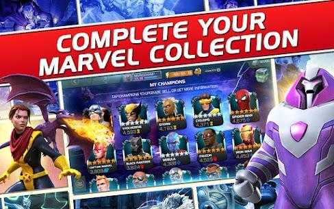 Marvel Contest of Champions APK MOD 32.2.1 (Menu, Immovable Enemies) 9