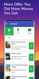 EVA CASH | Earn Money online and Free Gift Cards 5