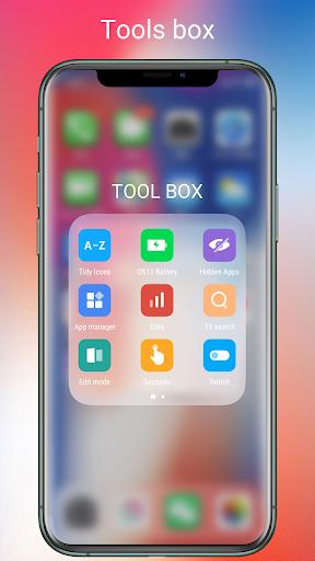 OS13 Launcher, Control Center, i OS13 Theme  Screenshots 6