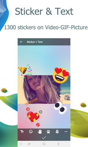 Video2me: Video and GIF Editor, Converter 1.7.2.1 Screenshots 5