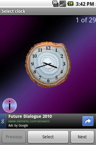 Mineral Clock deluxe For PC Windows (7, 8, 10, 10X) & Mac Computer Image Number- 5