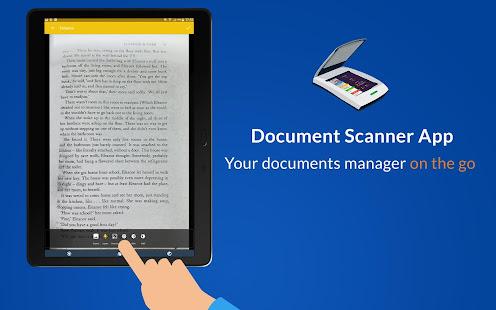 Docfy - PDF Scanner App