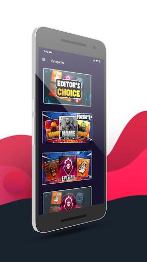 Gaming Logo Maker - Editable eSports Templates 5.0 Screenshots 2