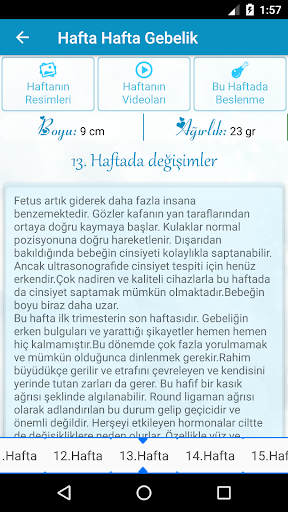 Hamilelik Takibi HAM.TAK.v.17 Screenshots 3