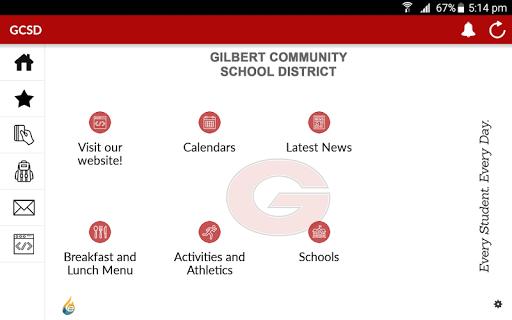 Gilbert Community Schools GCSD For PC Windows (7, 8, 10, 10X) & Mac Computer Image Number- 10