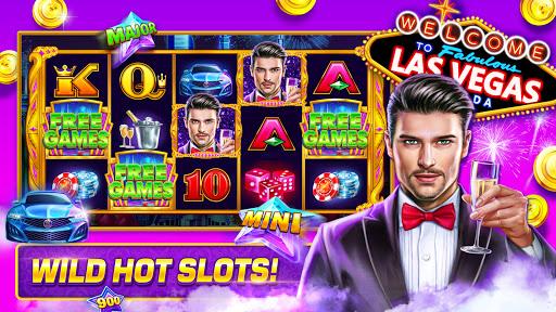 City of Dreams Slots - Free Slot Casino Games 5.3 screenshots 4