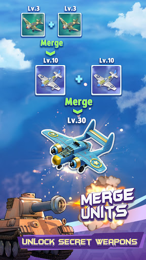 Top Defense:Merge Wars 1.0.57 screenshots 5