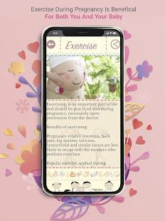 Pregnancy & Baby Tracker Free App