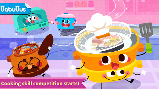 Baby Panda's Kitchen Party 8.56.00.00 screenshots 1