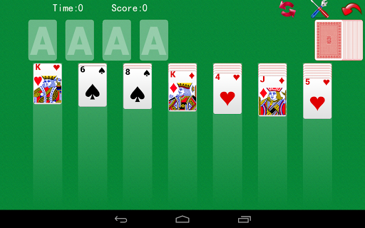 Solitaire Pro 2.8 screenshots 1
