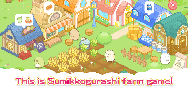 Free Sumikkogurashi Farm 1
