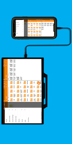 Usb Connector phone to tv (otg/hdmi/mhl/screen)のおすすめ画像4