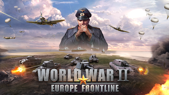 World War 2 Mod Apk: Strategy Games (Unlimited Money/Medals) 1