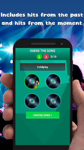guess the song - music games free screenshot 3
