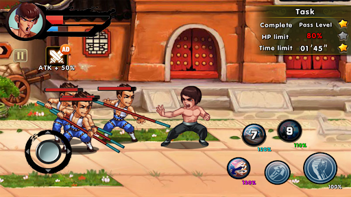 Kung Fu Attack Final - One Punch Boxing  Pc-softi 10