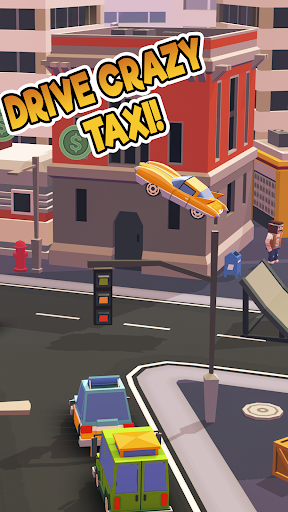 Taxi Run - Crazy Driver 1.29 screenshots 1