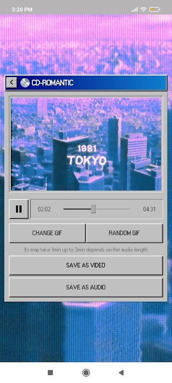 CD-ROMantic PRO 🌴: Vaporwave Music & Video Maker  poster 6