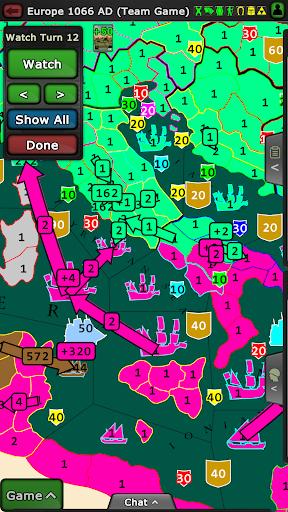 Warzone - turn based strategy v5.07.6.2 screenshots 2