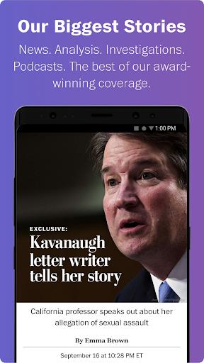 Washington Post Select 1.28.0 Screenshots 3