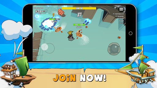 Ship.io - New online multiplayer io game for free 3.0 screenshots 8