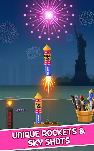 Diwali Firecrackers Simulator- Diwali Games  screenshots 15