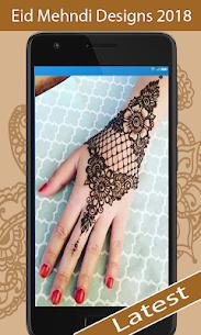 Trendy Eid Mehndi Designs – Henna Eid Designs 2020 3