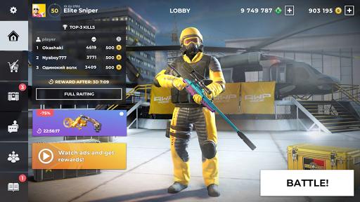 AWP Mode: Elite online 3D sniper action 1.8.0 Screenshots 15