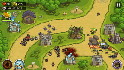 Kingdom Rush - Tower Defense Game  screenshots 6