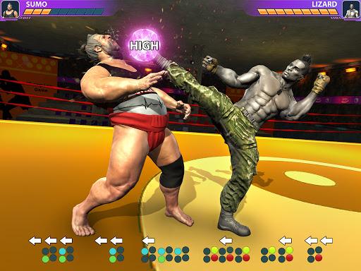 Club Fighting Games 2021 1.2 screenshots 19