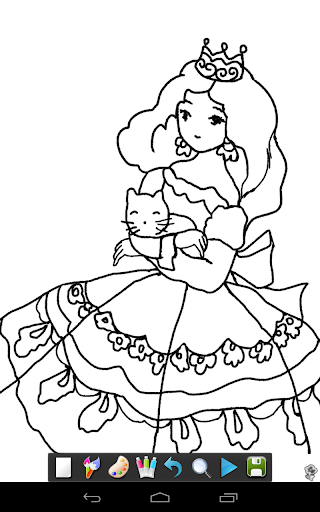 Magic Coloring Book - Color & Draw 2.1.2 screenshots 7