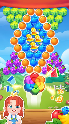 Bubble Blast: Fruit Splash 1.0.10 screenshots 8