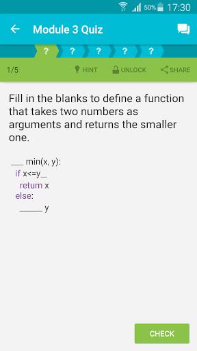 Learn Python  Screenshots 2