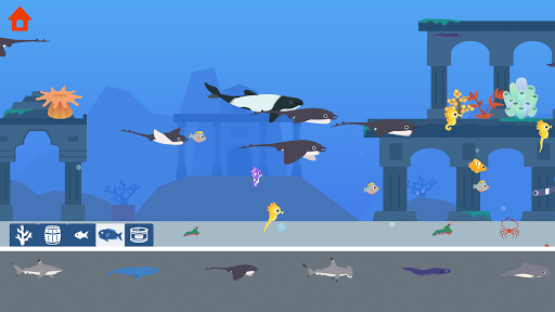Dinosaur Aqua Adventure - Ocean Games for kids  screenshots 8