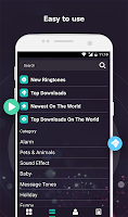 screenshot of Popular Ringtones Free 2021