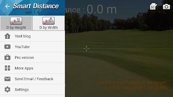 screenshot of Smart Distance