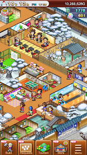 Hot Springs Story 2 MOD APK 1.2.0 (Unlimited items) 8
