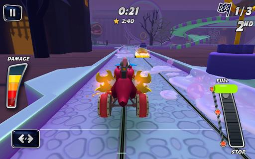 Goldfish Go-Karts 2.0 screenshots 9