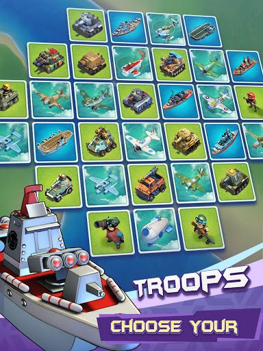 Top Defense:Merge Wars 1.0.15 screenshots 16
