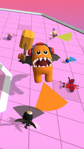 Imposter Smashers 2 - cute survival io games screenshots 11