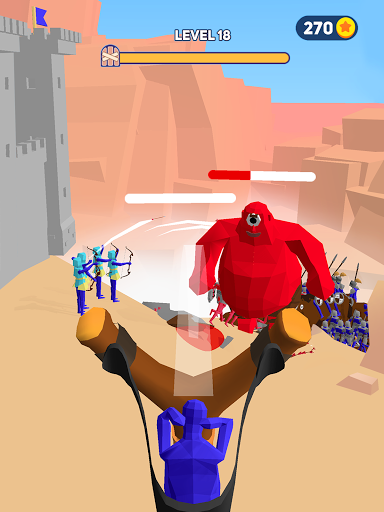 Throw and Defend screenshots 12